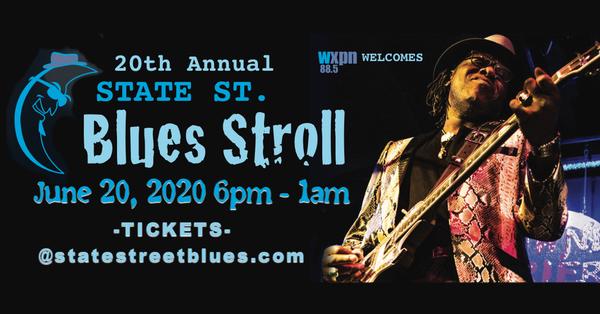 State Street Blues Stroll